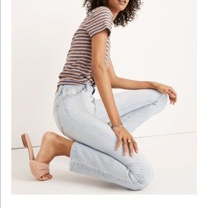 Madewell Perfect summer jeans in 24